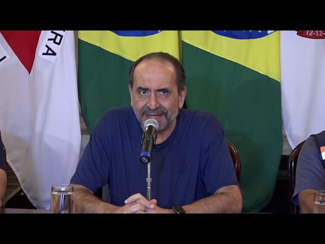 Prefeito Alexandre Kalil fala sobre chuva que atingiu a Região Metropolitana de Belo Horizonte