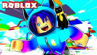 TAKING ON THE SUPER MEGA FUN OBBY IN ROBLOX! *1770 Stages???*
