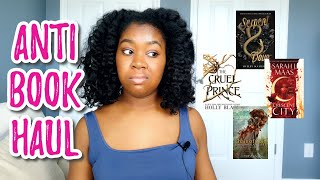 Anti Book Haul | Popular Books I Don't Want To Read