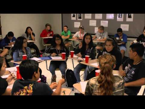 A Socratic Seminar with Brian West of East Hall High School