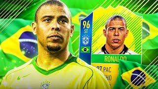 FENOMENALNY 96 RONALDO PRIME! FIFA 18 ULTIMATE TEAM