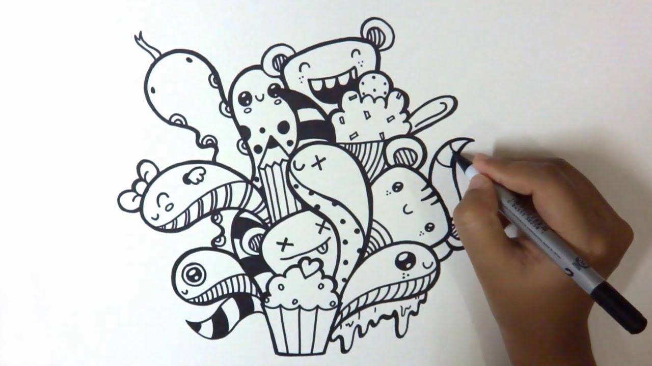Doodle 2 YouTube
