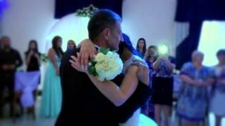 Танец отца и дочери. Свадьба Алика и Ланы