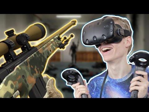 THE COUNTER-STRIKE OF VIRTUAL REALITY | Pavlov VR (HTC Vive Gameplay)