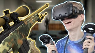 THE COUNTER-STRIKE OF VIRTUAL REALITY | Pavlov VR (HTC Vive Gameplay)
