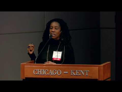 2019 MLK Forum At Chicago Kent College Of Law