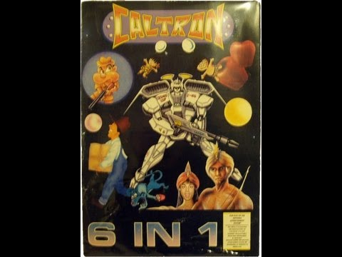 Caltron 6 in 1 NES Review - Pat the NES Punk