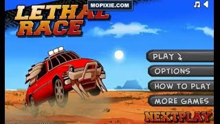 Lethal Race | Level 1-2 | Best Kid Games | Games for children