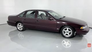 1996 Impala SS For Sale ** ultimate Lingenfelter sleeper!