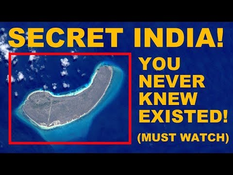 ASSUMPTION ISLAND || Indias secret island
