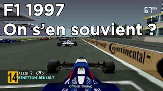 Formula One 97 - Vous en souvenez-vous ? [PlayStation 1]
