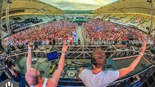 Showtek Live at Ultra Europe 2014 - FULL HD