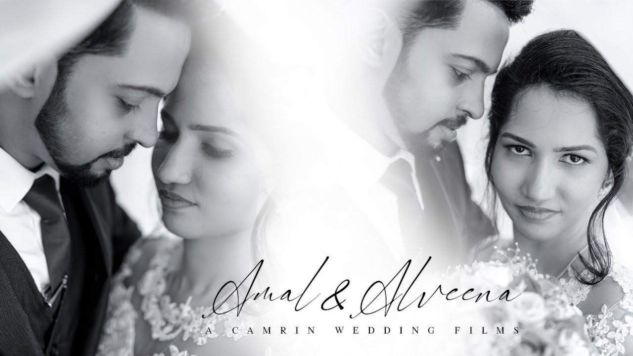 CHRISTIAN WEDDING VIDEO | AMAL + ALVEENA | CAMRIN FILMS