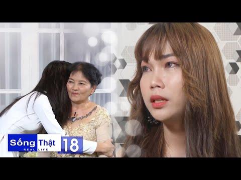 Sống Thật–Real Life | Tập 18 FULL: Hot Girl Chuyển Giới Thiên Kim Bỏ Quê Lên Vũng Tàu Sống Với 600k