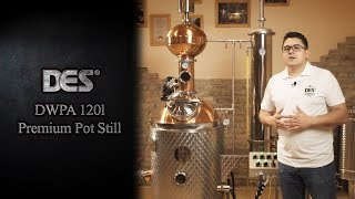 How to Make Gin? Gİn distillation still for all gin lovers