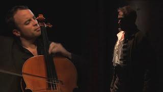 Patrick Langot joue Rachmaninov dans Les amants fous d'Orianne Moretti