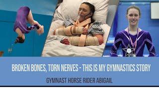 Broken Bones, Torn Nerves - This is my Gymnastics Story