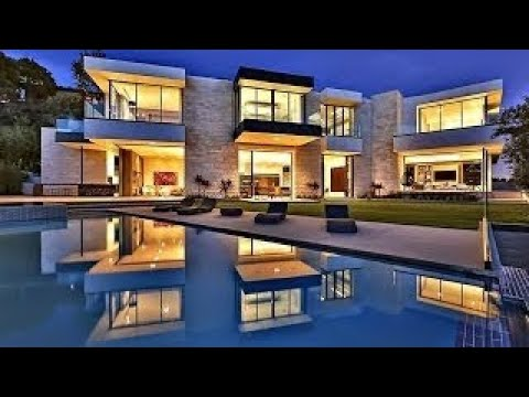 Spectacular Sunset Strip Modern Contemporary Luxury Residence Overlooking West Hollywood,
