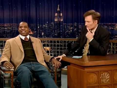 Conan O'Brien 'Jay-Z 11/4/04
