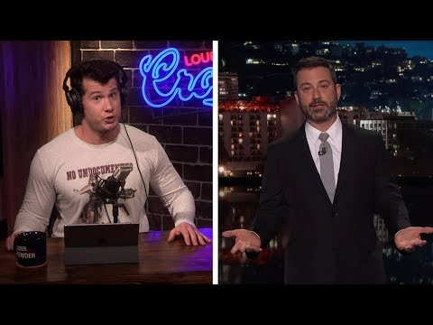 REBUTTAL: Everything Wrong With Jimmy Kimmel's Las Vegas Rant   Louder With Crowder