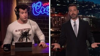REBUTTAL: Everything Wrong With Jimmy Kimmel's Las Vegas Rant | Louder With Crowder