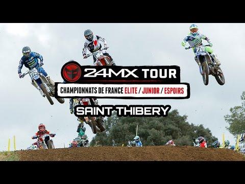 24MX Tour - Saint Thibery