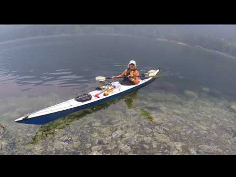 Sechelt Inlet Sea Kayaking