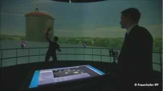 Tanz trifft virtuelle Technikwelt