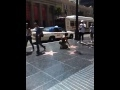 Walking Down Hollywood Blvd. -  Grauman's Chinese Theatre - Walk of Fame