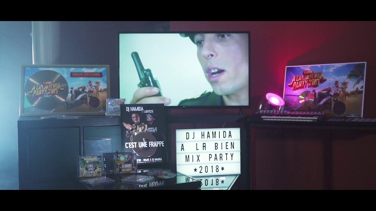 """DJ Hamida feat. Gazouza Sétif & Big Ali - Intro """"A La Bien Mix Party 2018"""""""