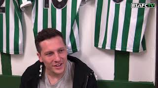 INTERVIEW | Dan Maguire completes Blyth Spartans return