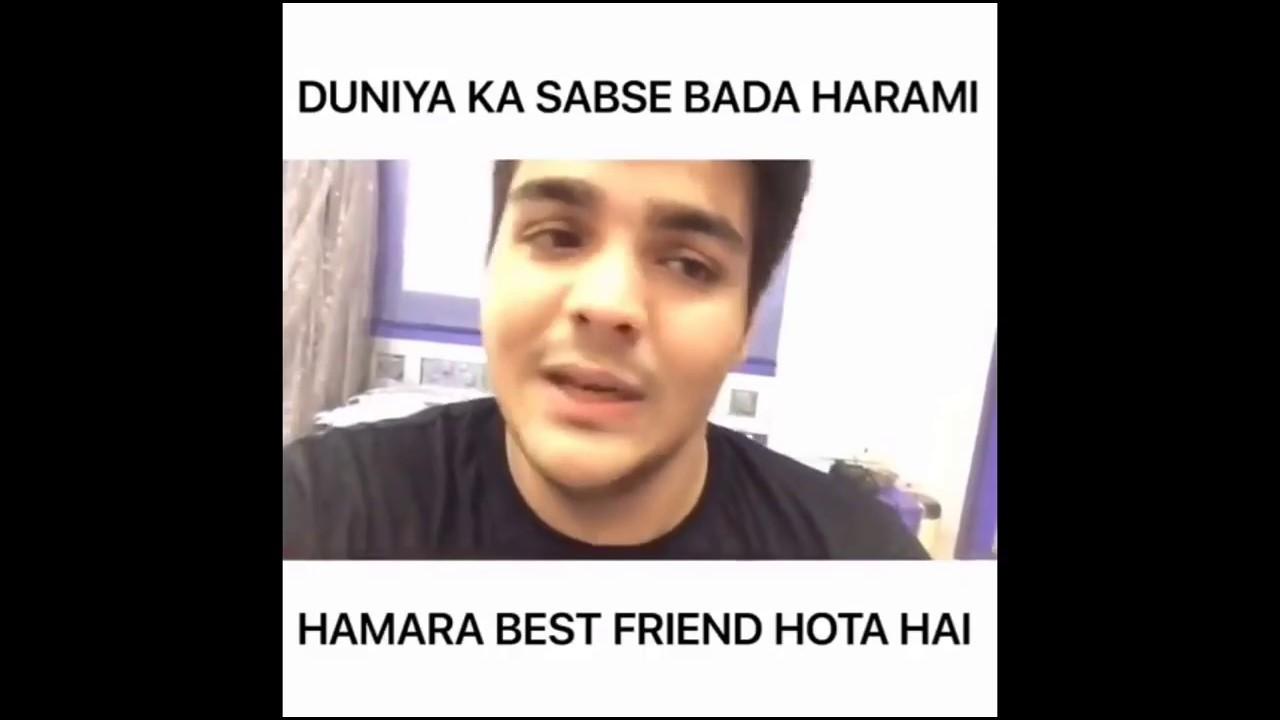 Duniya ka sabse bada harami Ashish chanchlani HD - YouTube