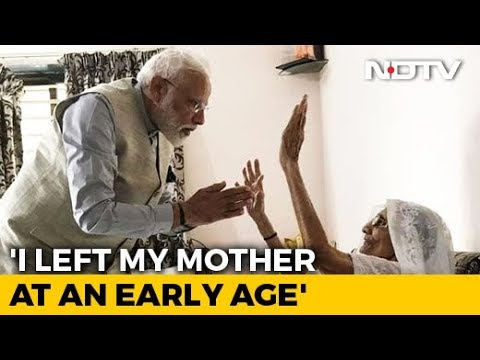 Narendra Modi Interview | Why PM Modi Doesn't Live With His Mother, Asks Akshay Kumar