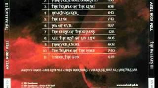 Axel Rudi Pell - The Line - The Ballads III - 2004