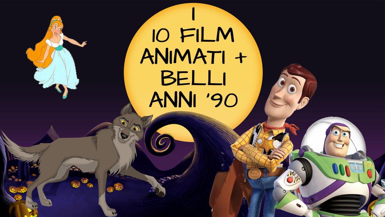 I film d animazione piu belli degli anni non disney che