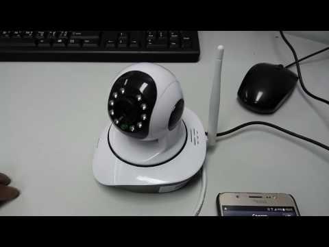 วิธีติดตั้งกล้อง ipcam app keye