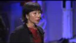 where does creativity hide   amy tan