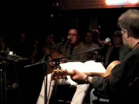 Don Schlitz and Vince Gill at The Bluebird Cafe