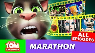 🔥 ALL EPISODES - Season 3 of Talking Tom and Friends (4:37 Hour Binge)