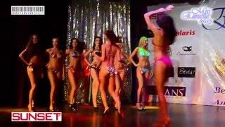 MISS EURASIA-2013 The final show. Miss Bikini