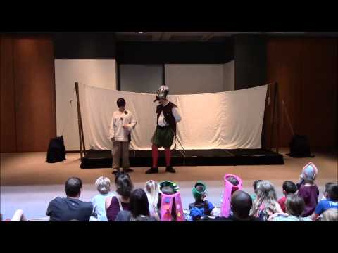 """""""Dueling Capitanos"""" 2nd show (3:15pm) at NC Museum of Art (updated)"""