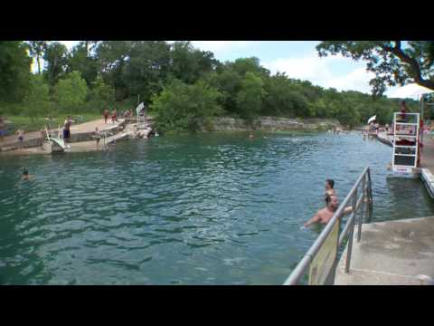 Barton Springs Slow TV [1:30:00]