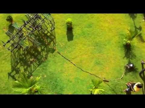 DRONA BJI Theo Jansen walking robot in kollam kerala india