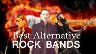 �������� ���� Лучшие Группы Альтернативного Рока ������