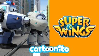 Super Wings | Alien Invasion | Cartoonito UK