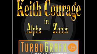 TurboGrafx-16 Soundtrack - Keith Courage In Alpha Zones