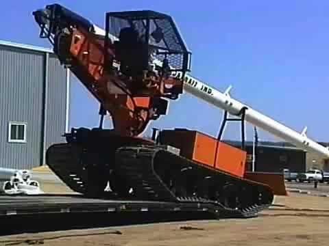 Easily Trailered & Transported - Track Jarraff