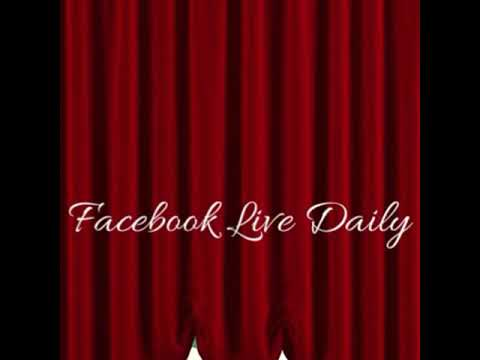 Live Daily With Keywebco  - cover