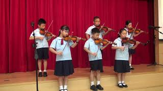 calps的18  小提琴合奏   America相片