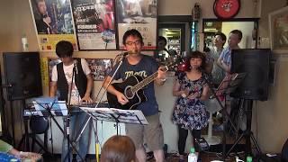 茅ヶ崎 七輪焼肉あっこちゃんち 11周年 より 2017.08.06 井手隊長バンド...